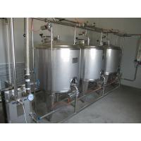Wholesale CE ISO Passed CIP Cleaning System Beverage Milk Plant Washing Machine from china suppliers