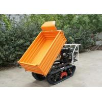 Buy cheap Automatic Caterpillar Track Transporter With Crawler 300KG Load Capacity from wholesalers