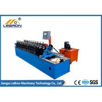 China Portable Metal Light Steel Keel Roll Forming Machine for PPGI PPGL GI GL on sale