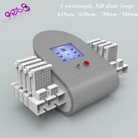 China Four wavelength Laser Lipo Slimming Machine on sale