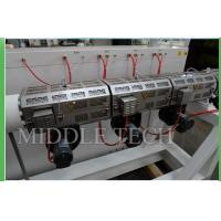 Buy cheap Bimetallic Single Screw Extruder Machine Ceramic Heater For Polymer Industry from wholesalers