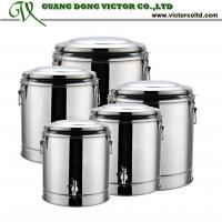 Buy cheap Large capacity Wholesale Stainless steel foam insulation barrels 10L 20L 30L 40L from wholesalers