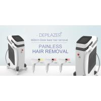 Buy cheap Strong Cooling System 808nm Diode Laser Hair Removal Apparatus With Touch from wholesalers