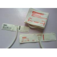 Wholesale One / Two Tube Neonatal Bp Cuff , Disposable Neonatal Blood Pressure Cuff from china suppliers