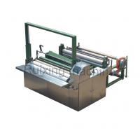 Wholesale 3.5 Kw Power Non Woven Cutting Machine , Cutting And Rewinding Machine from china suppliers