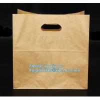 Wholesale Eco Logo Custom Printed Clear Bread Plastic Bag With Window,china manufacturer custom disposable bread paper bag, bageas from china suppliers