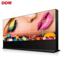 Quality Narrow Bezel DDW LCD Video Wall Monitor Ultra Thin 8 Bit 16M Color Support Variety Signal Ports for sale