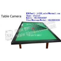 Wholesale XF new table cameras with two cameras in the sides of table for poker analyzer/mini camera with bluetooth from china suppliers