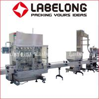 Wholesale High Speed Bottle Capping Machine , Anti - Corrision Liquid Filling Labeling Machine from china suppliers