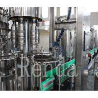 Wholesale Coca Cola Carbonated Drink Filling Machine  Washing Filling Capping Machine High Speed Beverage Filling Machine from china suppliers