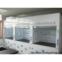 China China Science Frp Exhaust Fume Hood in Laboratory Ventilation System on sale