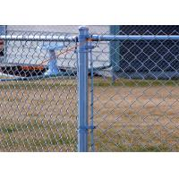 """Wholesale Smooth 1-3/8"""" Chain Link Fence Rail End / Chain Link Fence Fittings Easy Install from china suppliers"""