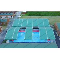 Wholesale High Tech Aluminum Waterproof  Sport Event Tents for Swimming Pool from china suppliers