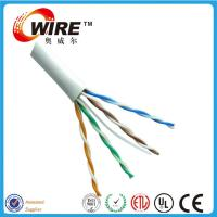 Wholesale HDPE Insulation UTP Network Bulk CAT5E Ethernet Cable Wire Rip Cord Filler from china suppliers
