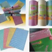 Wholesale Chemical Bonding Non-Woven Faric Wipes from china suppliers