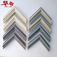 Wholesale J04542 series Hualun Guanse Plastic Photo Frame Parts Polystyrene Ornate Picture Frame Moulding from china suppliers