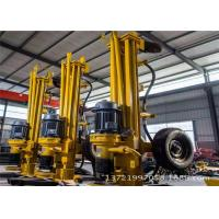 Buy cheap 30M/Hour Pneumatic Rockbuster Small Rock Drilling Equipment , Soil Drilling Rigs from wholesalers