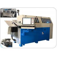 Wholesale Computerized Spring Bending Machine Ten Axes For 1 - 4mm High Carbon Steel from china suppliers