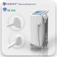 China 808nm diode laser hair removal machine/laser hair removal permanently for all skin types on sale