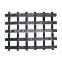 Wholesale Asphalt Reinforcement Geogrid , Fiberglass Geogrid For Road Construction from china suppliers