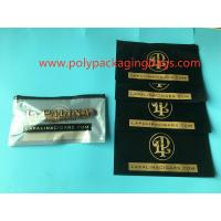 Buy cheap Customized Printed 4 - 6 Cigars Wrap Bags , Mylar Packaging Bags With Zipper from wholesalers