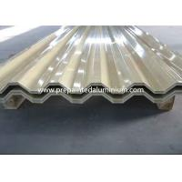 Wholesale 2500 mm Width Aluminium Colour Coated Sheet , High Strength Colored Aluminum Sheets from china suppliers