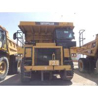 China 2010 CAT  dump truck for sale 5000 hours made in USA capacity 30T Caterpiller dumper truck on sale