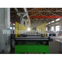 Buy cheap Mineral Wool / PIR Sandwich Panel Production Line ,  Compound Plate Forming Machine from wholesalers