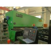 Wholesale 16mm Thckness 6000mm Hydraulic Cnc Shearing Machine For Metal Plate , Low Noise from china suppliers