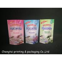 Buy cheap 11* 17.5 Cm Stand Up Bags And Pouches Packing Liquid Detergent / Washing Powder from wholesalers