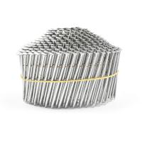 Wholesale Electric Galvanized Treatment 1-1/4-Inch x 0.092-Inch Full Round Head Pallet Coil Nails from china suppliers