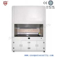Wholesale Medical fume hood with tough 3.2mm glass window, Built-in blower, security work table from china suppliers