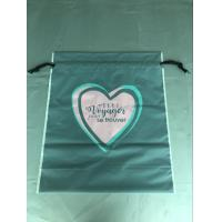 Wholesale Cpe Personalized Drawstring Bags Environmental Protection Customized Color from china suppliers