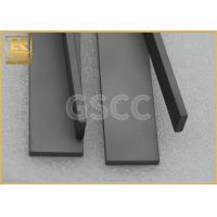 Wholesale High Hardness Tungsten Carbide Strips For Roughing Of Iron / Solid Wood from china suppliers