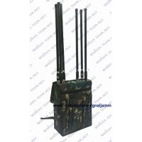 Buy cheap VIP Protection Security High Power GPS WIFI Cell Phone Signal Backpack Jammer from wholesalers