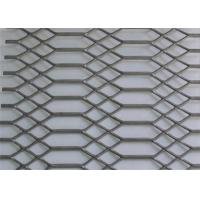 Wholesale 4 X 8 Hot Dipped Galvanized Expanded Metal Sheet Gothic Mesh 3.0 Mm Thickness from china suppliers