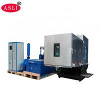 Wholesale Temperature Humidity Vibration Combined Environmental Test Chamber Climatic Testing System For Battery from china suppliers