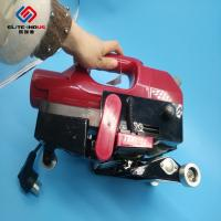 Wholesale Hdpe Liner Geomembrane Welding Machine , Plastic Geomembrane Wedge Welder Automatic from china suppliers