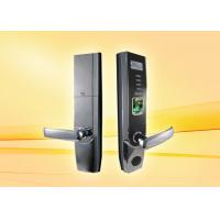 Wholesale High security Fingerprint Door Lock for gate door Optional ID or MIFARE card from china suppliers