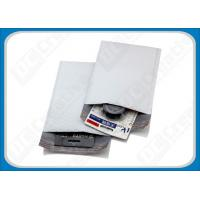 Wholesale Waterproof White Co-ex Multi-layers Poly Bubble Envelopes , Poly Shipping Envelopes from china suppliers