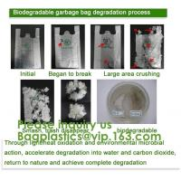 Wholesale Corn Starch Bags Compostable Bag Corn Starch Bags 100% Biodegradable Corn Starch Garbage Bags from china suppliers
