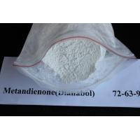 Buy cheap Light White Powder Muscle Building Steroids Methandrostenolone Dianabol DB CAS 72-63-9 from wholesalers