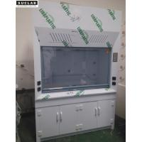 Wholesale Modular Structure PP Fume Hood Ductless Fume Cupboard For Biology Lab from china suppliers