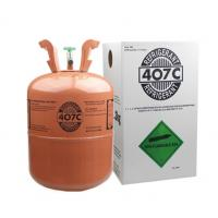 China Hot sale R407C refrigerant gas from factory  with 99.8% purity natural gas air conditioner on sale