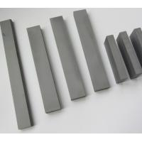 Wholesale K10 K20 K30 Cemented Tungsten Carbide Strips For Cutting Tools Customized Size from china suppliers