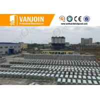 China Insulated Precast Concrete EPS Sandwich Panels , Fireproof  Buildling Panels on sale