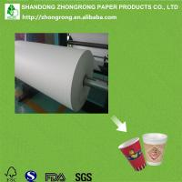 Wholesale waterproof PE coated cup paper board from china suppliers