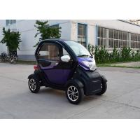 Wholesale 72 V 1000 W  Mini Electric Car Fashion Color With 1 Passenger Seat from china suppliers
