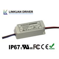 Wholesale FCC UL Listed Constant Current LED Driver 350mA 7-13W from china suppliers