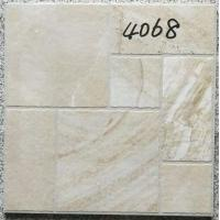 Buy cheap Decorative 400 X 400 White Tiles For Bathroom Shower Non Slip Ceramic from wholesalers
